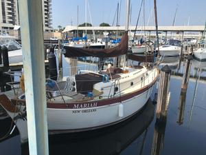 Used Pacific Seacraft Mariah 31 Cruiser Sailboat For Sale
