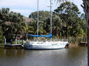 Used Morgan Out Island Daysailer Sailboat For Sale