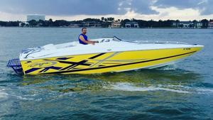 Used Baja Outlaw SST High Performance Boat For Sale