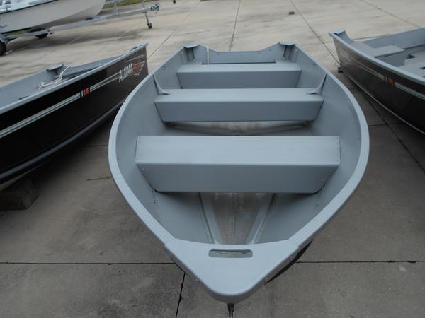 New Alumacraft T14V Commercial Boat For Sale