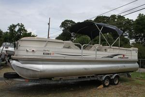 Used Sun Tracker Party Barge 27 Pontoon Boat For Sale