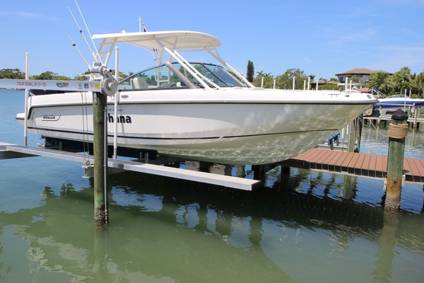 Used Boston Whaler 270 Vantage Dual Console Boat For Sale