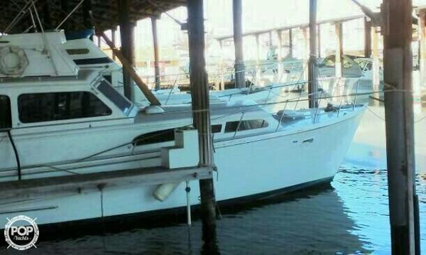 Used Egg Harbor 37 Aft Cabin Boat For Sale