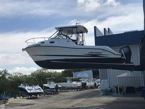 Used Hydra-Sports 2600 Vector Walkaround Fishing Boat For Sale