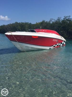 Used Donzi 33ZX Express Cruiser Boat For Sale