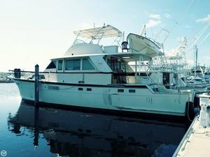 Used Hatteras 58 Sports Fishing Boat For Sale