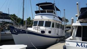 Used Nelson 45 Trawler Motor Yacht For Sale