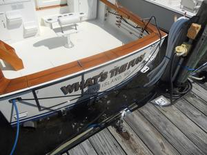 Used Post Sportfish Hard Top Sports Fishing Boat For Sale