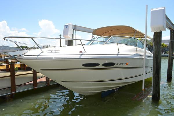 Used Sea Ray 280 Sun Sport Cruiser Boat For Sale