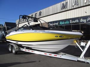 Used Regal 20' High Performance Boat For Sale