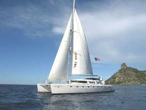 Used Fountaine Pajot Marquises 56 Catamaran Sailboat For Sale