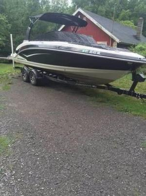 Used Chaparral 243 VR High Performance Boat For Sale