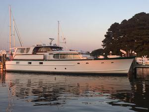 Used Burger 63 Cockpit Motor Yacht Motor Yacht For Sale