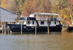 Used Skipperliner 2016 Restored Houseboat Motor Yacht For Sale