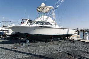 Used Bertram 28 Flybridge Convertible Fishing Boat For Sale