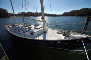 Used Herreshoff Classic 38 Nereia Ketch Sailboat For Sale