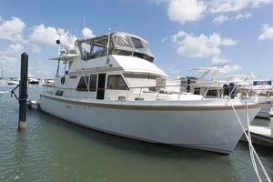 Used Chung Hwa Baymar 46 Trawler Motor Yacht For Sale