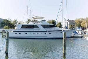 Used Ocean Alexander 68 Cockpit Motor Yacht Motor Yacht For Sale
