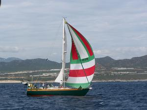 Used Liberty 458 Cruiser Sailboat For Sale