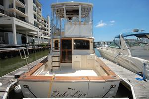 Used Pace 40 Convertible Sport Fish Saltwater Fishing Boat For Sale