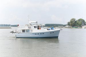 Used Selene 43 Gyro Stabilized Trawler Boat For Sale