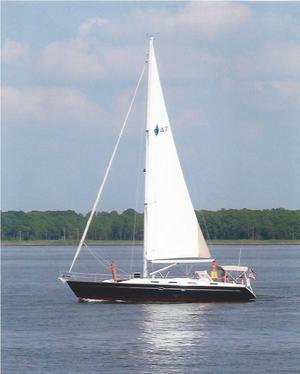 Used Bavaria 47 Cruiser Sailboat For Sale