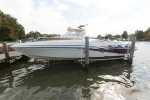 Used Black Thunder 430 XC High Performance Boat For Sale