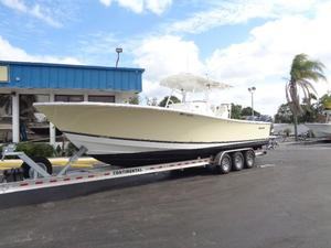 Used Regulator 34 Center Console Center Console Fishing Boat For Sale
