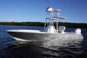 New Jupiter 25 Bay Saltwater Fishing Boat For Sale