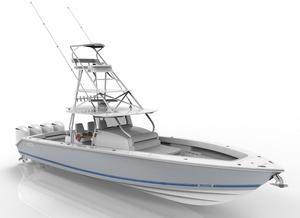 New Jupiter 43 FS Center Console Fishing Boat For Sale