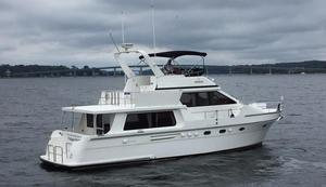 Used Jefferson 52 Pilothouse SE Motor Yacht For Sale