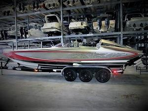 Used Adrenaline V-30 High Performance Boat For Sale