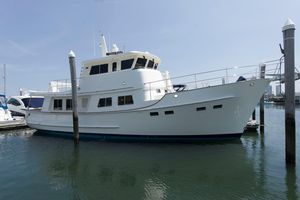 Used Kadey-Krogen 55 Expedition Pilothouse Motor Yacht For Sale