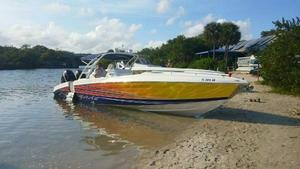 Used Renegade 33 Cuddy CC Center Console Fishing Boat For Sale