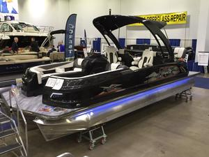 New Manitou 250 X-plode XT SHP Pontoon Boat For Sale