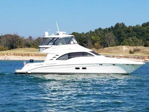 Used Sea Ray 550 Sedan Bridge Motor Yacht For Sale