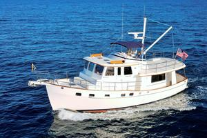 Used Kadey-Krogen 44' Trawler Boat For Sale