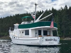 Used Kadey-Krogen 44 Trawler Boat For Sale