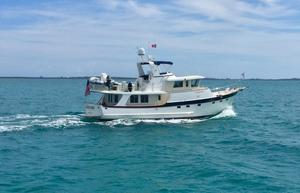 Used Krogen 58 Trawler Boat For Sale