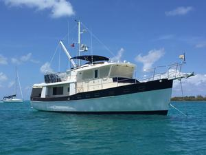 Used Krogen 48' AE Trawler Boat For Sale
