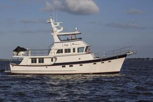 New Krogen 58' Extended Bridge Motor Yacht For Sale