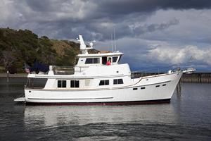 New Krogen 55' Expedition Motor Yacht For Sale