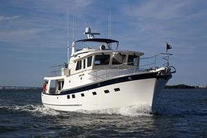 New Krogen 52' Motor Yacht For Sale