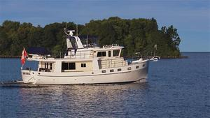 New Krogen 48' AE Motor Yacht For Sale