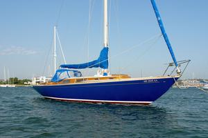 Used Ohlson 38 Racer and Cruiser Sailboat For Sale