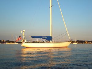 Used Nautor Swan 44 Racer and Cruiser Sailboat For Sale