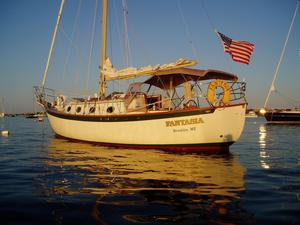 Used Alajuela Double-ended Cutter Sailboat For Sale