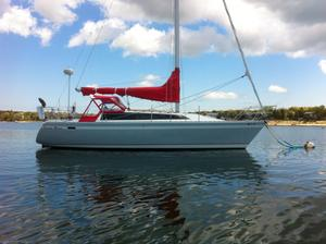 Used O'day 322 Racer and Cruiser Sailboat For Sale