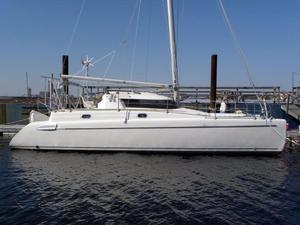Used Fountaine Pajot Tobago 35 Catamaran Sailboat For Sale