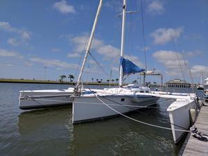 Used Contour 34 SC Trimaran Sailboat For Sale